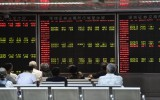 Markets head lower at end of turbulent month