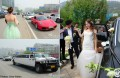 Chinese man fetches Russian bride with fleet of Ferraris and Hummers