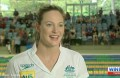 Cate Campbell named Australia's Swimmer of the Year again