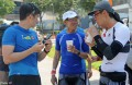 1000km over 20 days but runners lose little weight