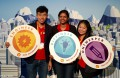 NTU student team wins 1st prize in global Shell innovation competition