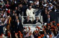 Philippines to secure Pope Francis in custom-built 'popemobile'