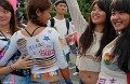 Tens of thousands march for gay rights in Taiwan
