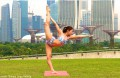 Hot or mass yoga, you choose for this weekend