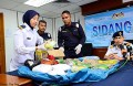 Nabbed - four who hid drugs under onion sacks