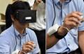 Japan firm showcase 'touchable' 3D technology