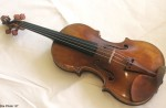 """Violinist Chung: back from finger collapse, to play the """"one note"""""""