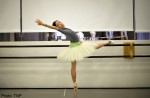 Korean ballerina shines in local production: Home away from home