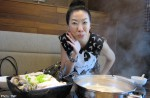 Celebrity Chow with local comedienne Patricia Mok