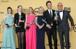 'Birdman' soars to victory in Oscars bellwether
