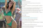 Juicy texts between Korean model Clara and CEO leaked