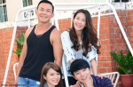 MediaCorp actors working hand-in-hand with each other for new TV drama