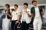 2AM members Seulong, Jinwoon to leave JYP