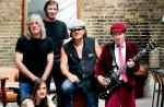 Tiny Australian town rocks to AC/DC's new album