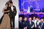 Mandopop's biggest stars attend David Tao's wedding banquet