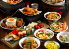 Mother's Day treats: Buffets