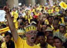 Peaceful protest in Malaysia hints at growing ethnic divide