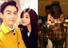 Michelle Chen and co-star get caught leaving hotel