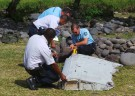 Wing part found definitely from MH370: France