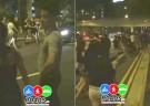 Caught on video: Motorists alight and stop fight on road near VivoCity