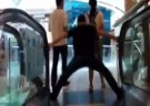 Chinese exercise extreme caution with escalators after fatal accident