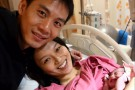 Joanne Peh & Qi Yuwu's parenting style: We're relaxed