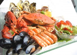 Mother's Day treats: Seafood