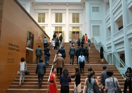 Free entry to National Gallery Singapore for limited period