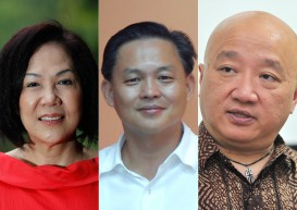 Potong Pasir: Ward faces potential 4-cornered fight