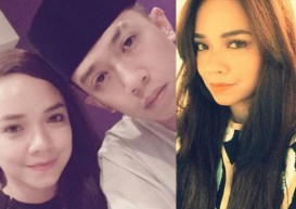 Malaysian actress and minister's son break up due to '3rd party interference'