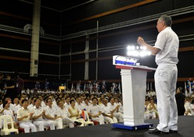 PAP launches election manifesto