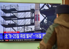 N Korea could launch rocket as soon as Sunday