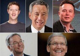 PM Lee to meet tech titans from Google, Apple and Facebook