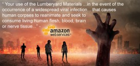 Amazon offers free software in the event of zombie apocalypse