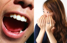 5 causes of bad breath