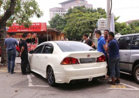 Singapore car stolen in JB: 'Strangers went the extra mile'