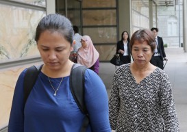 Family of Malaysian on Singapore's death row makes last bid for clemency