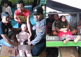 Indonesian villagers 'mistook sex toy for angel'