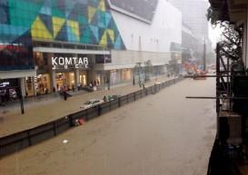 Johor on high alert after heavy rainfall prediction