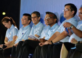 WP's East Coast candidates take on hot-button issues at Nee Soon rally
