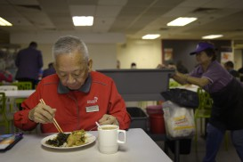 78 years old and an active volunteer at airport and hospital