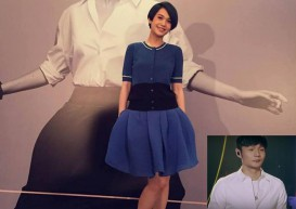 Rainie Yang calls secret marriage report a 'scary' ghost story