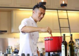 'Bad boy' Nic Tse shows relatable side in culinary show
