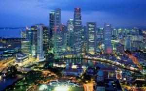 Resort city echoes Singapore as the place to be