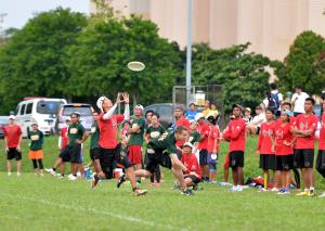 'Frisbee' comes of age, earns Olympic recognition