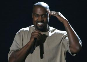 Kanye hits MTV awards with '2020 run for US presidency'