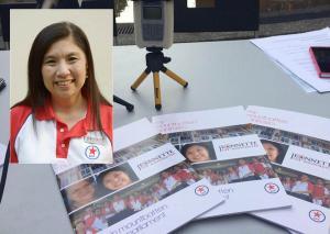 GE2015: SPP's Jeannette Chong-Aruldoss launches manifesto for Mountbatten