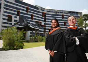Pioneer batch of SUTD students graduate