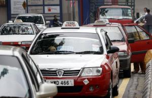 Taxi services in Malaysia being improved: Authorities