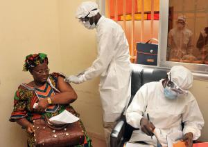 Vaccine offers 100% Ebola protection: Ttrial results